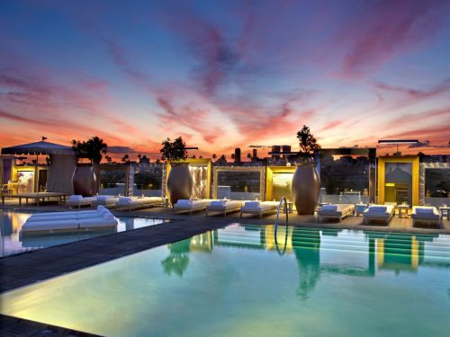 The top-rated hotel in the world, according to travelers, is in Beverly Hills - and its manager says the future of hospitality hinges on 2 seemingly contradictory factors
