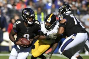 Bengals, Ravens have issues heading into pivotal clash