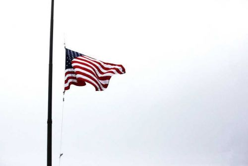 Flags ordered at half-staff across Ohio, Kentucky, Indiana for Indianapolis FedEx shooting victims