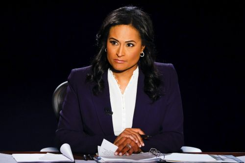 Kristen Welker proves to be taming force at Trump and Biden's final showdown