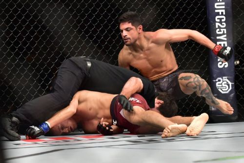 Gabriel Benitez vs. Sodiq Yusuff booked for UFC 241 in Anaheim