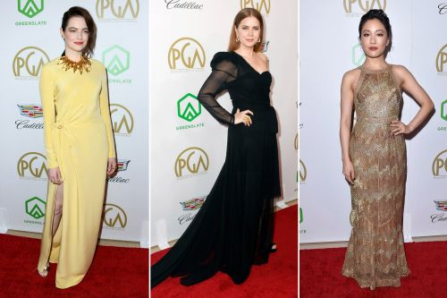 The best looks from the Producers Guild Awards