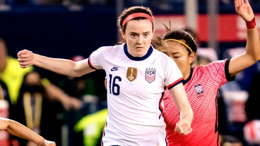 How the USWNT was shut out by South Korea to halt 22-game home winning streak
