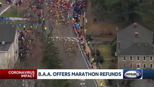 For first time ever, B.A.A. offering refunds to Boston Marathon runners