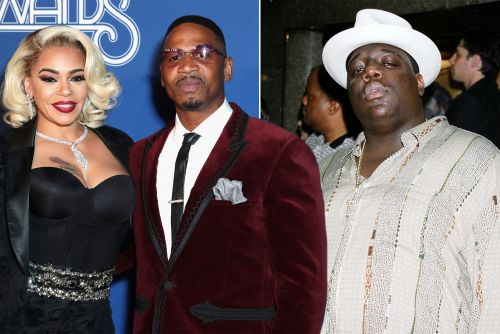 Faith Evans and Stevie J think Biggie would approve of their marriage