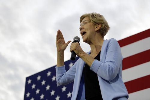 Warren to headline major DNC fundraiser