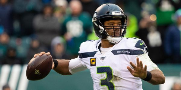 Russell Wilson says he wants to follow in Tom Brady's footsteps and play until he's 45