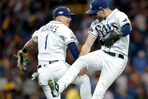 Rays talking like a team ready to 'Shock the World'