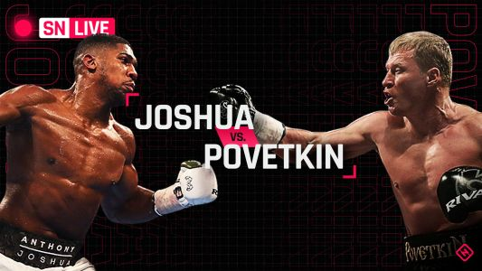 Joshua vs. Povetkin: Results, live updates and round-by-round scoring