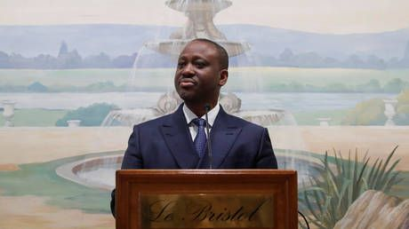 Former Ivory Coast PM sentenced to life in prison in absentia over plotting alleged coup