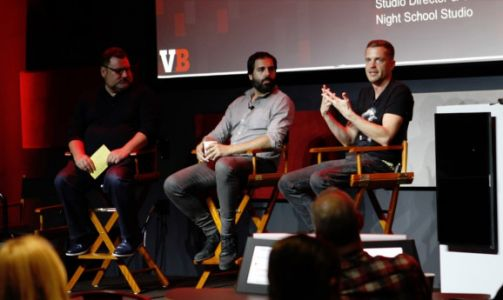 NBCUniversal's Chris Heatherly - The future of interactive storytelling