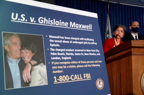 Ghislaine Maxwell denied inappropriate action by Jeffrey Epstein in newly released 2016 deposition