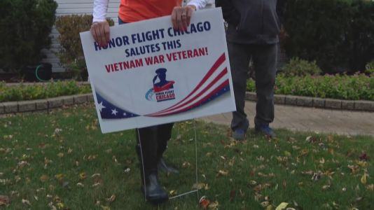 With Honor Flights suspended due to COVID-19, nonprofit finds a new way to honor veterans