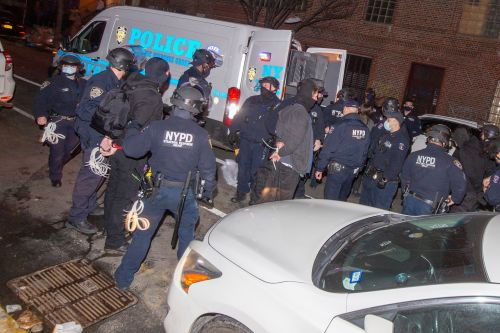 Several arrested during Daniel Prude protest in NYC