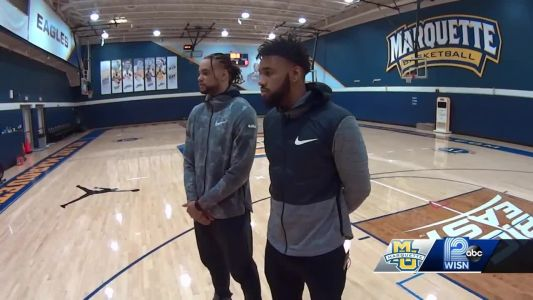 Centers of Attention: John, Morrow Jr. catalysts in Marquette's defensive resurgence