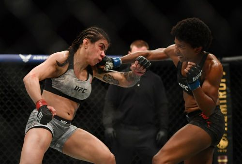 Claudia Gadelha booked for fall UFC return, meets Yan Xiaonan on September 26