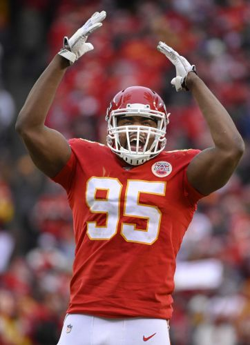NFL says Chiefs DT Chris Jones listed as active for AFC title game