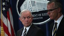 Andrew McCabe Oversaw Criminal Investigation Of Jeff Sessions
