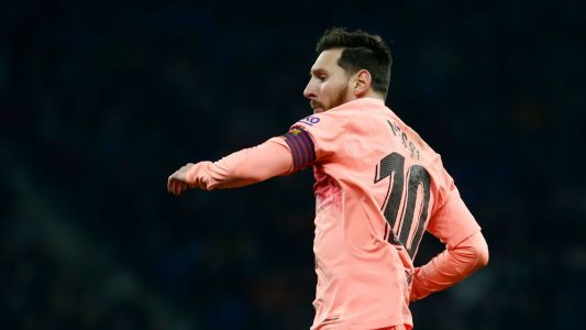 Messi breaks another La Liga goals record with stunning display against Espanyol
