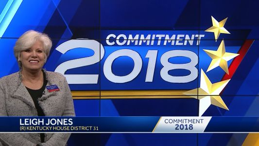 In Their Own Words: Leigh Jones - Kentucky State House District 31