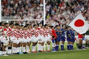 Pressure on Japan in Rugby World Cup opener against Russia