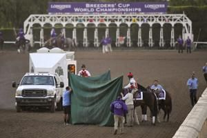Tragedy strikes Breeders' Cup at Santa Anita despite reform