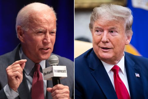 Trump flips media reports on Ukraine call as Biden 'disaster'