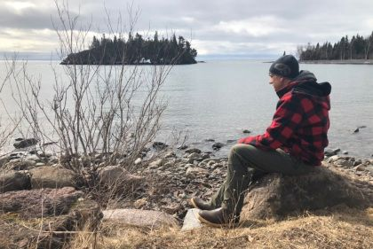 Finding Minnesota: Christian Dalbec Captures Lake's-Eye View Of Superior