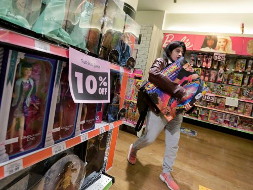 Toys R Us executives plot retailer's comeback with Tru Kids