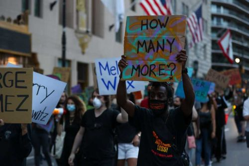 New York attorney general sues NYPD over George Floyd protest response
