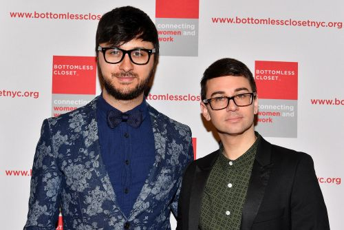 Christian Siriano files for divorce from Brad Walsh 3 years after separation