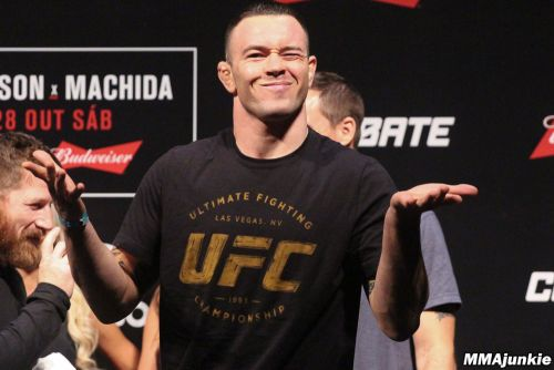 Dana White: Colby Covington will get another UFC title shot - just not on his terms
