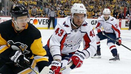 Tom Wilson suspension timeline: Controversial Capital has built career on blurring lines
