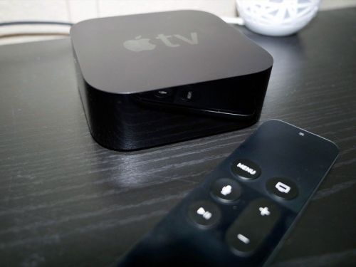 Tired of losing your Apple TV remote? There's a 3D printed stand for that
