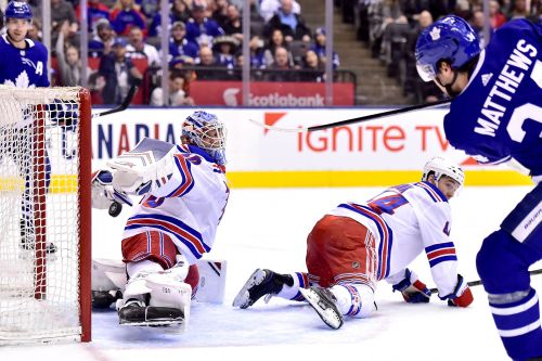 Rangers snap long skid thanks to grit and Alexandar Georgiev