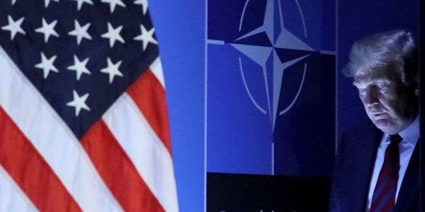 Trump keeps criticizing NATO allies over spending. Here's how NATO's budget actually works
