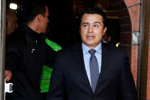US federal court convicts brother of Honduras president on drug-trafficking charges