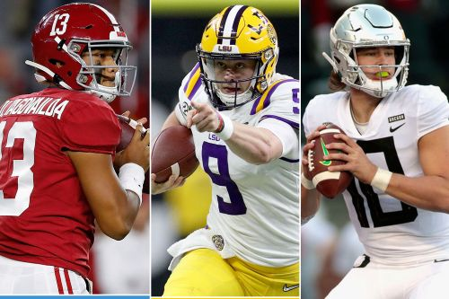 NFL Draft 2020: Ranking the top 10 quarterbacks