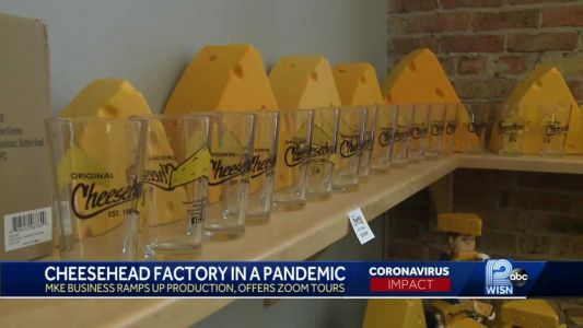 Original Cheesehead Factory ramps up as for Packers fans