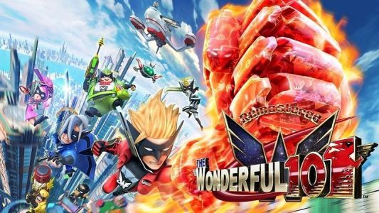 The Wonderful 101: Remastered will get a wide release starting on May 19