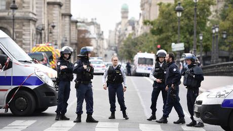 Knife attack at Paris police HQ: At least four officers killed, suspect shot dead, reports say