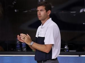 Celtics sign coach Brad Stevens to contract extension