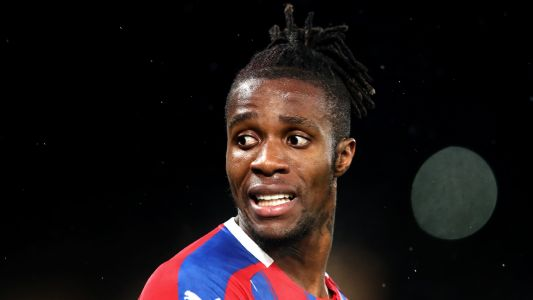 'It happens every day' - Zaha responds after 12-year-old arrested for racially abusing Crystal Palace star