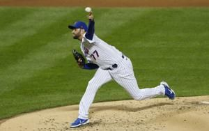Rookie hurler whiffs 10, leads Mets past Braves