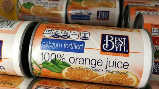 Stocks Are Sinking, But Orange Juice Futures Are Soaring