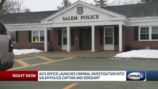Salem police captain, sergeant being investigated by AG