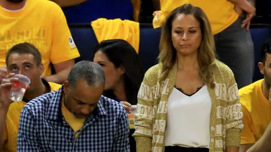 Stephen Curry's parents looked really sad after Warriors loss