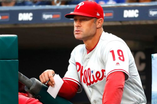 Giants name former Phillies manager Gabe Kapler as their new manager