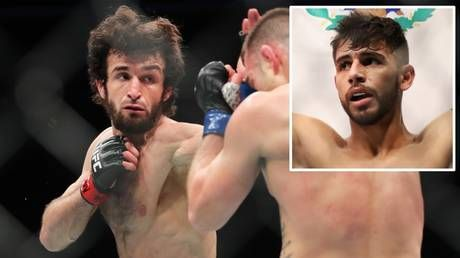 'It's Khabib and Tony all over again': Fans react as Zabit's UFC headliner against Yair Rodriguez postponed AGAIN