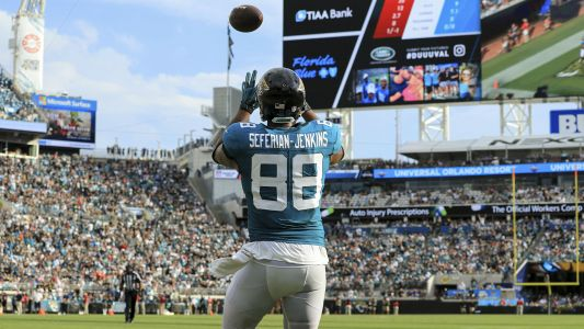 Jaguars TE Austin Seferian-Jenkins bids farewell to Jacksonville with cryptic tweets